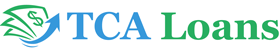 TCA Financial Logo | The Cash Advances Logo | TCALoans Logo